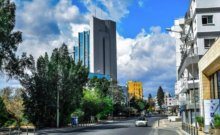 Город Никосия