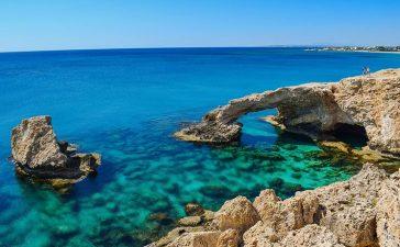 Какое море на Кипре
