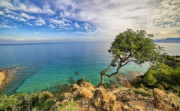 Погода на Кипре в марте