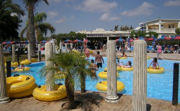 Отели с аквапарком на Кипре