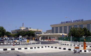 Международные аэропорты Кипра