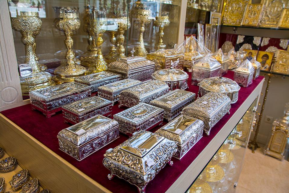 Кипрские религиозные предметы